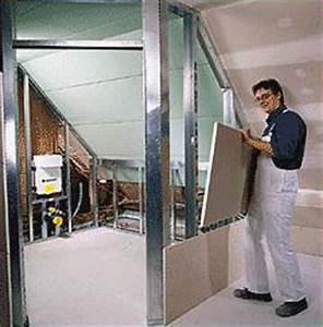 C Profil Trockenbau : bargen baustoffe jever ratgeber trockenbau ~ A.2002-acura-tl-radio.info Haus und Dekorationen