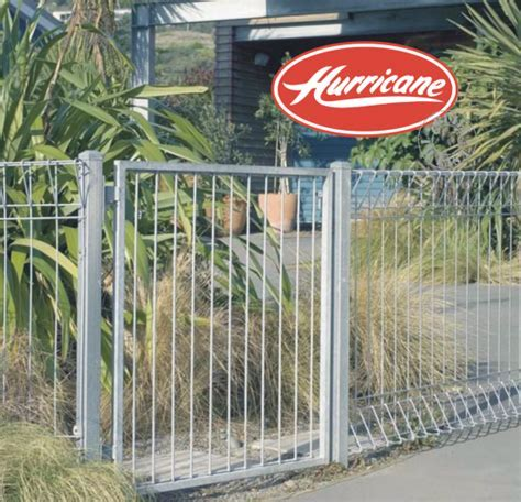 Hurricane Fencing and Gates by Steel & Tube ? EBOSS