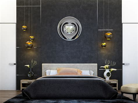 black and white wallpaper bedroom design 40 beautiful black white bedroom designs