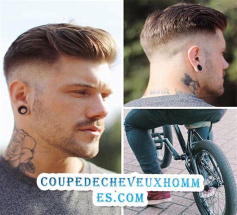 coupe cheveux dégradé homme coupe cheveux homme d 233 grad 233 bas lannaginasisi