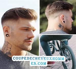 Coupe Homme Degradé : coiffure degrade bas homme ~ Melissatoandfro.com Idées de Décoration