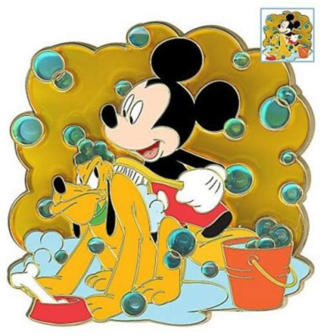 mickey mouse bath collection mickey mouse and pluto bath time series pin from our 7487