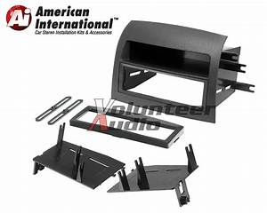 Toyota Sienna Single Din Car Radio Installation Dash Trim Kit Jbl Wiring Harness