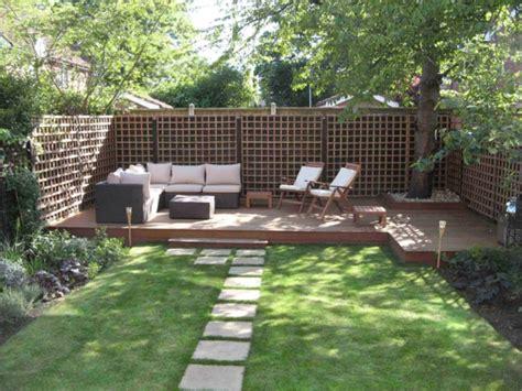 Terrassengestaltung Und Gartenideen Als Anregung Für Den
