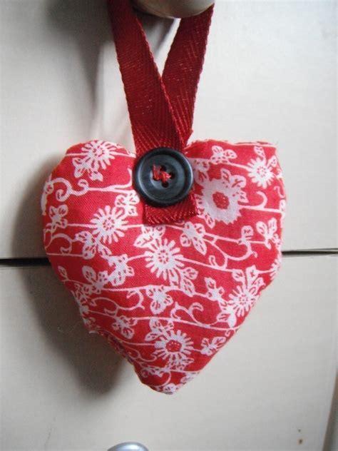 Stuffed Valentine's Heart Door Hanger · How To Make A Door
