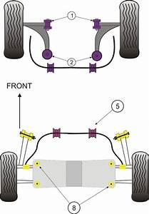 2002 Mondeo Ghia Mk3 Suspension Woes - Suspension