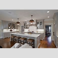 Full Home Remodel Fifty Shades Of Gray Traditional