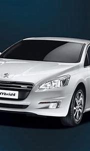 508 HYbrid4 Peugeot configuration - http://autotras.com ...