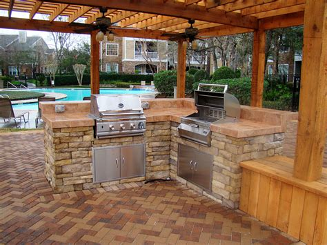 designs for outdoor kitchens kitchen design backyard kitchen furniture ideas 6677