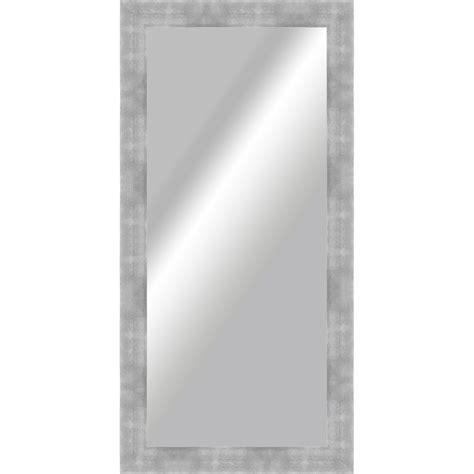 miroir okaasan argent l 140 x h 60 cm leroy merlin