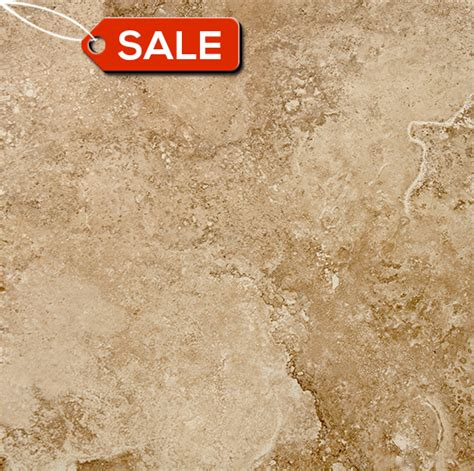 luxor pecan porcelain tile 18x18 60 discount