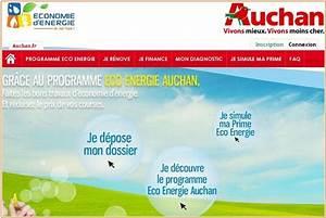 Prime éco énergie Auchan : informations chauffe eau solaire ~ Dode.kayakingforconservation.com Idées de Décoration
