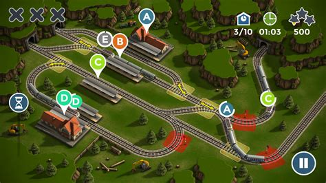 project trains traffic control ios ipad android