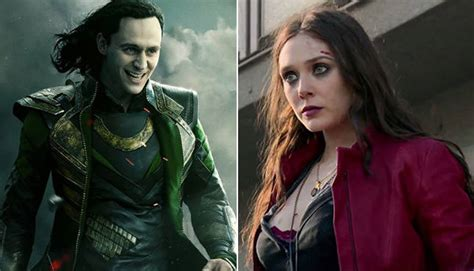 Loki Scarlet Witch Shows In The Works For Disney