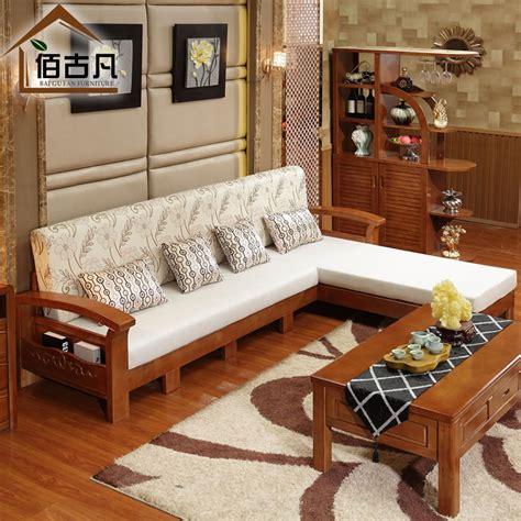 canapé en bois massif canape en bois massif photos mzaol com