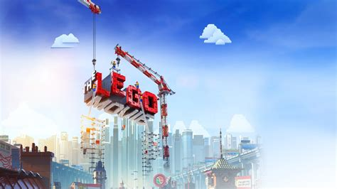 The Lego Movie Wallpapers Hd Backgrounds