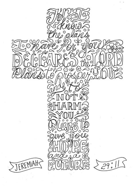 coloring pages  adults religious printable