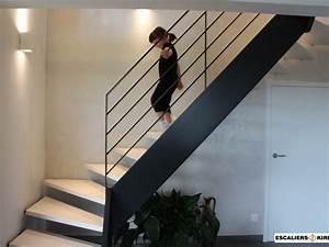 Habillage Escalier Interieur : escalier garde corps int rieur ext rieur strasbourg 67 ~ Premium-room.com Idées de Décoration