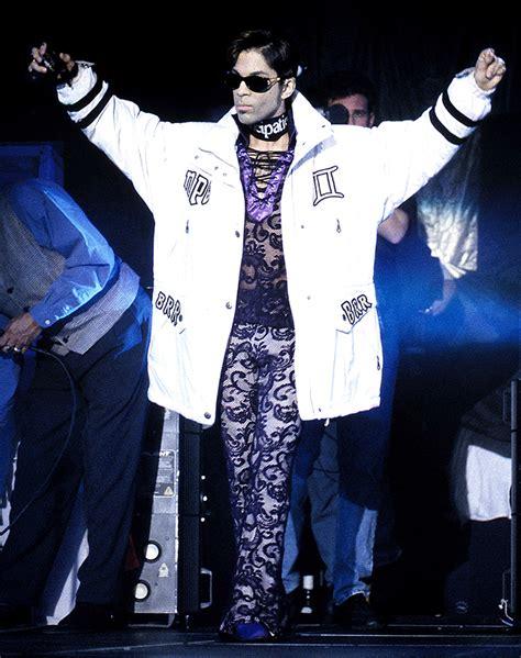 prince yellow jumpsuit prince iconic fashion style fashionsizzle