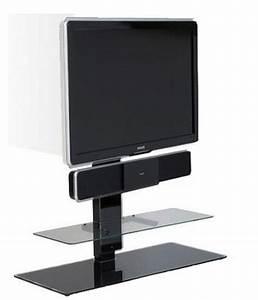 Meuble Tv Ecran Plat : meuble tv colonne ~ Teatrodelosmanantiales.com Idées de Décoration