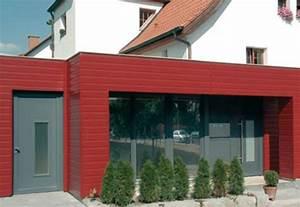 Fassade Mit Lärchenholz Verkleiden : vorgeh ngte garagenverkleidung als selbstbausatz ~ Sanjose-hotels-ca.com Haus und Dekorationen