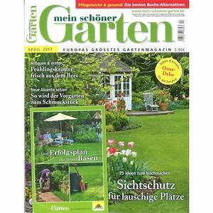 Mein Schöner Garten Mondkalender : mein sch ner garten die gartenzeitschrift abonnieren ~ Whattoseeinmadrid.com Haus und Dekorationen