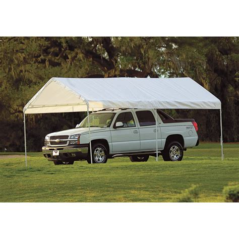 shelterlogic maxap outdoor canopy tent ft  ft