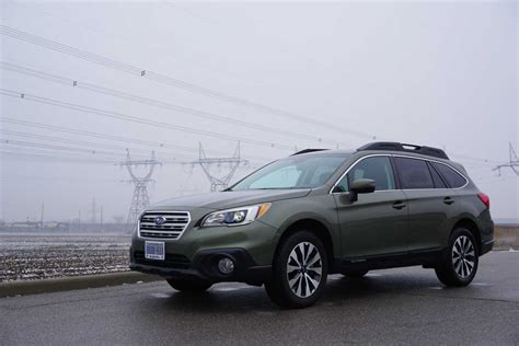 Subaru Outback Road Test by 2016 Subaru Outback 3 6r Limited Road Test Carpages Garage