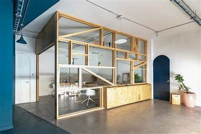 Pine Office Wood Shelving Features Ecuador Fibres