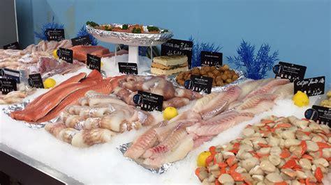 cuisiner le poisson produits de la mer le marche aux poissons fecamp