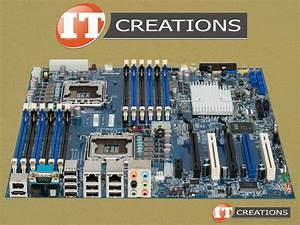 Motherboard For Lenovo Thinkstation D20 Workstation