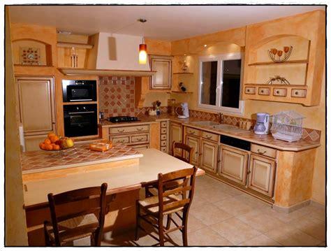 modele de cuisine rustique modele de cuisine rustique idées de décoration à la maison