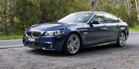 BMW Car : 2015 Bmw 535i Review