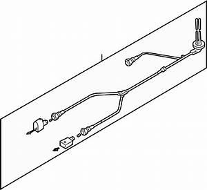 Audi A3 Abs Wheel Speed Sensor Wiring Harness  Headlamps