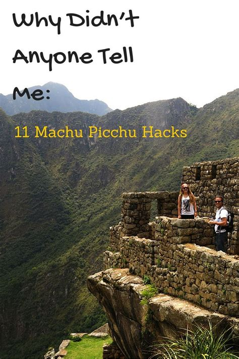 Best 25+ Machu Picchu Hike Ideas On Pinterest Machu