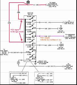 1992 Jeep Cherokee Radio Wiring Diagram