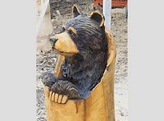 Chainsaw Carving & Art Festival at River Bend Oct 12