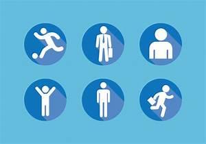 Man Icon Set