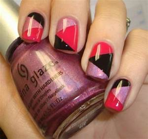 101 Easy Nail Art Designs that you can apply like a PRO