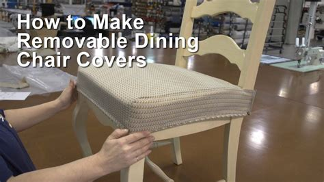 removable dining chair covers sewing rooms