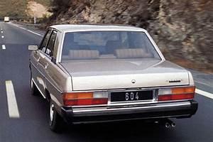 Peugeot 604 Gti : la historia del peugeot 604 una de las grandes berlinas del siglo xx ~ Medecine-chirurgie-esthetiques.com Avis de Voitures
