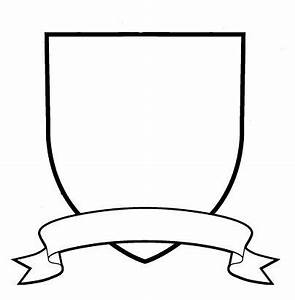 Showing Gallery For School Crest Outline Clipart - Free ...