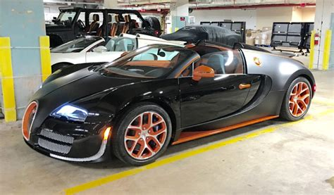 Boxer Floyd Mayweather Jr. Adds To Sports Car Collection