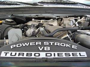 2008 Ford Diesel Engine
