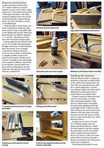 Tool Storage System Plans • WoodArchivist