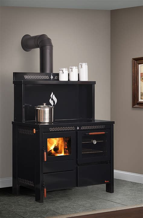 heco wood coal cook stove  obadiahs woodstoves