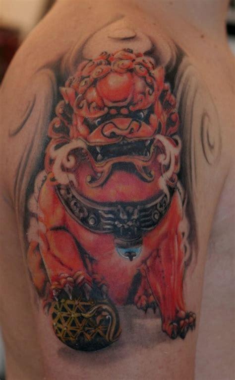 foo dog tattoos designs ideas  meaning tattoos