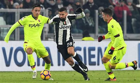 Juventus beat Bologna to register record Serie A home wins ...