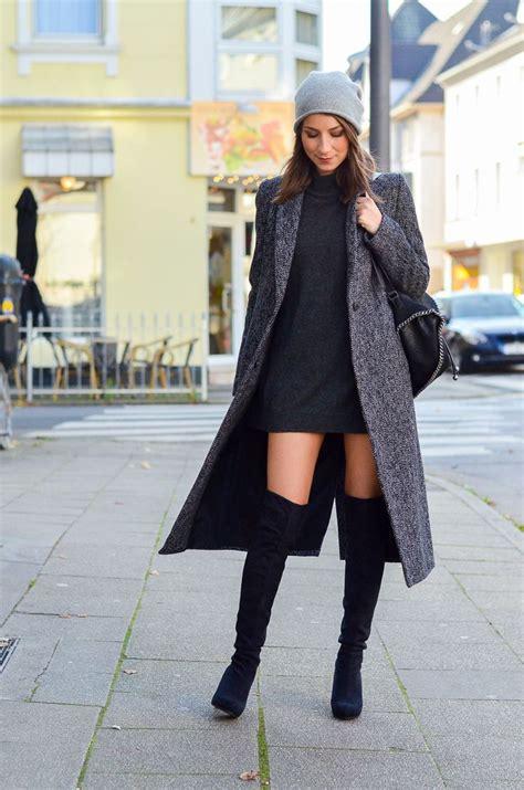 Die 25+ besten Ideen zu Overknee Stiefel auf Pinterest