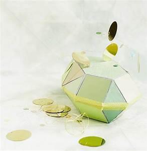 Geschenkverpackung Basteln Vorlage : geschenkverpackung diamant kiste basteln eine anleitung ~ Lizthompson.info Haus und Dekorationen